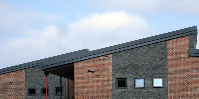 STONEPANEL in Maltby Lilly School