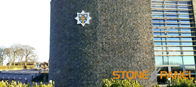 STONEPANEL™ at Sniperley Fire Station