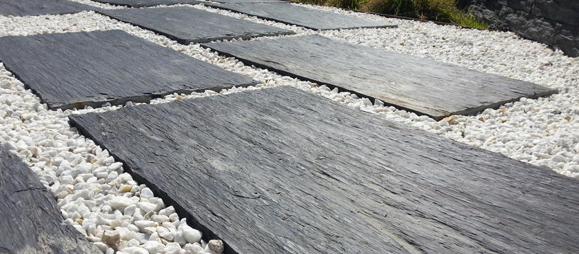 Layer For A Natural Stone Floor