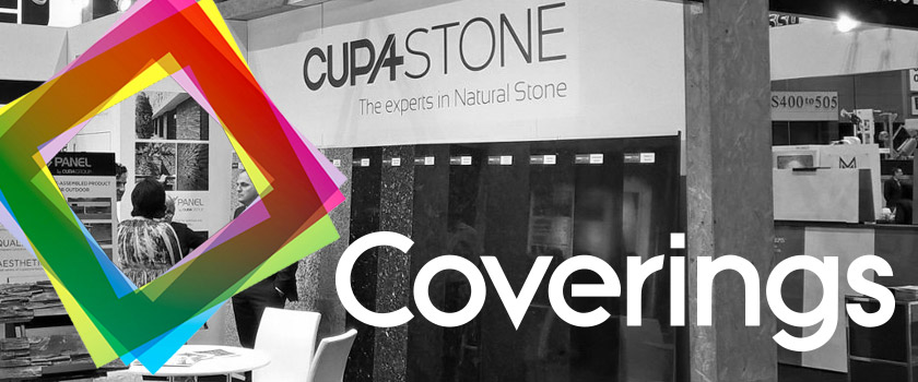 CUPA STONE will show its natural stone at booth 4654
