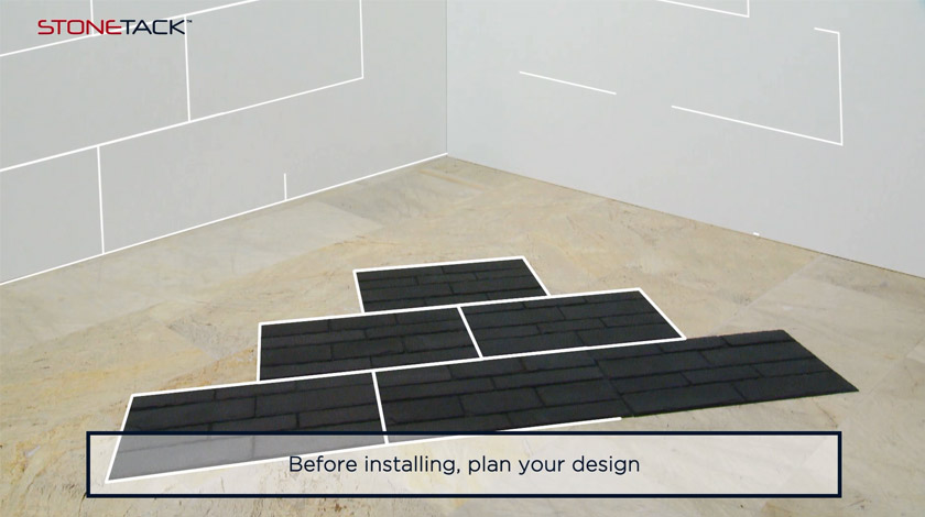 Before installing, design your plan