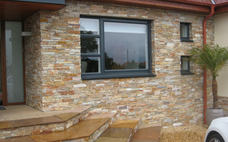 The 4 benefits of a natural stone facade