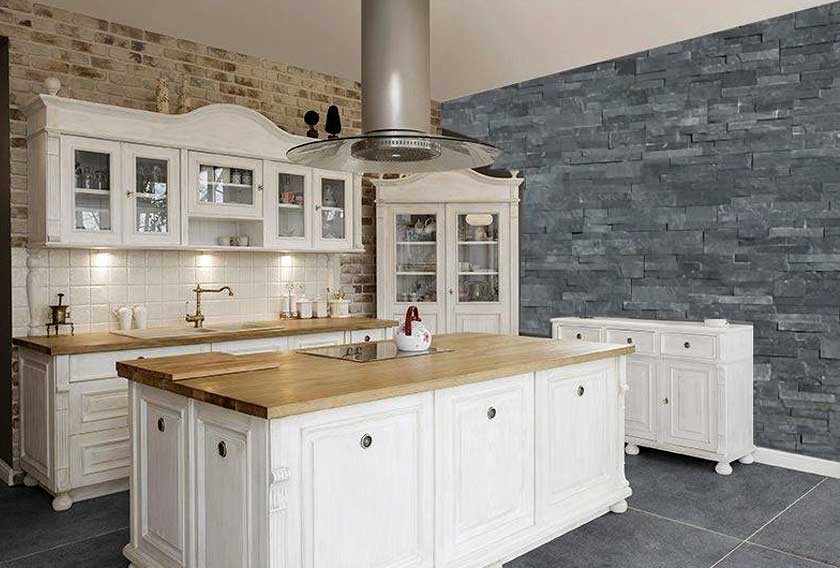 How A Natural Stone Wall Will Transform Your House