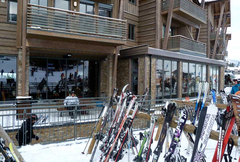 STONEPANEL™ for Hemsedal Alpin Lodge, the second largest ski area in Norway