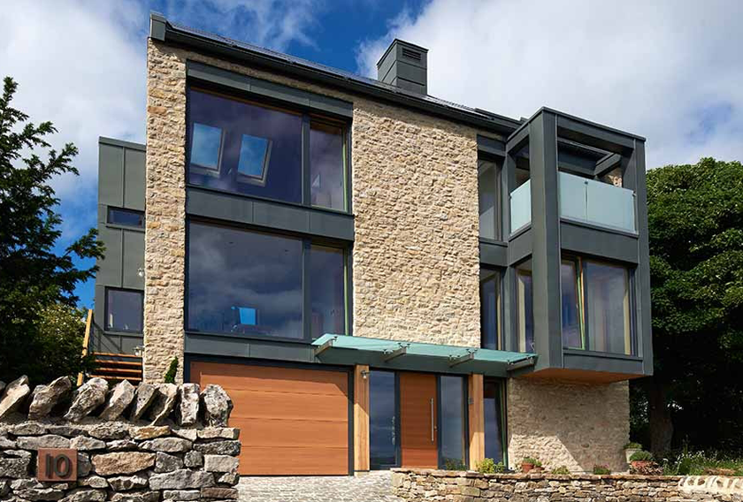 The Timber & Straw Passive House