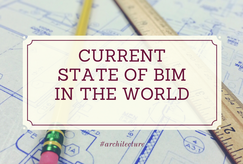 BIM in the world
