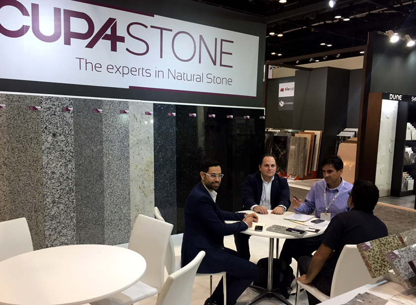 CUPA STONE at Coverings 2017
