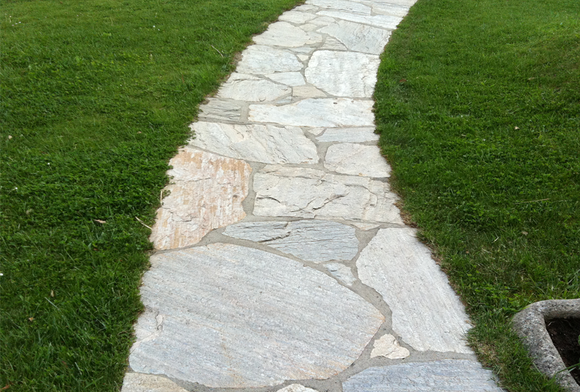Villafranca Quartzite for walkways