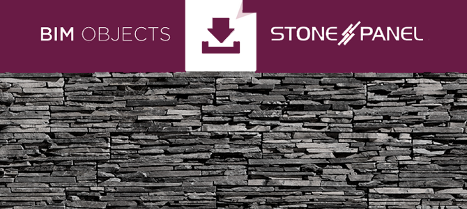 BIM Objects of STONEPANEL
