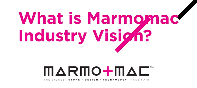 Marmomac Industry Vision