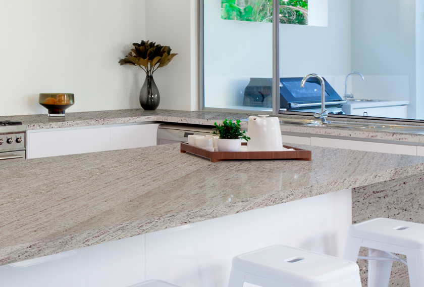 U.S home buyers prefer kitchens with granite or natural ...