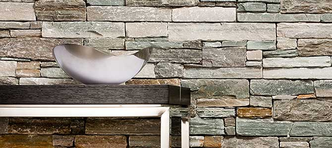 Stonepanel Nordic for interior design