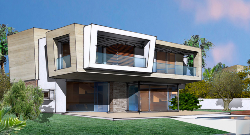 Be Lagom, the first sustainable and organic architectural project in Spain